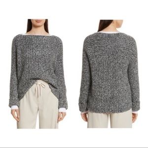 Vince Marled wool blend sweater Small